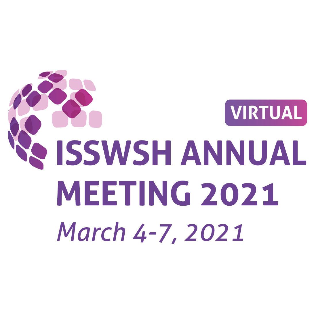 virtual meeting logo 2021 white